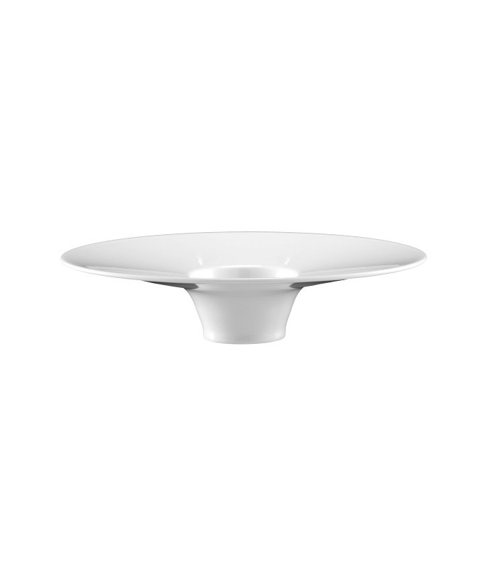 Event krožnik globok oval 22 cm Mandarin UNI-6