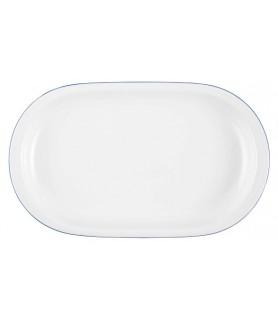 Plošča oval 33x20 cm Compact 10795