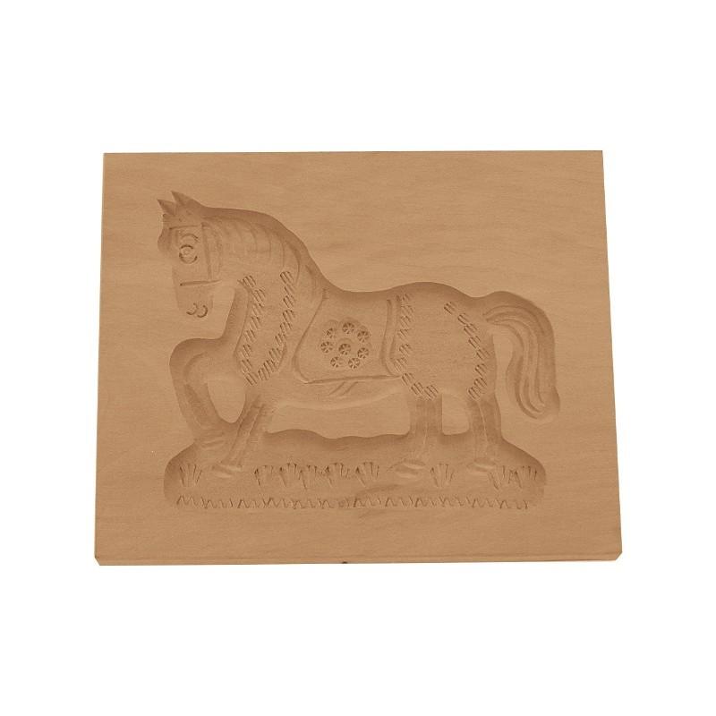 Leseni Modeli Za Piškote 16x13cm Konj