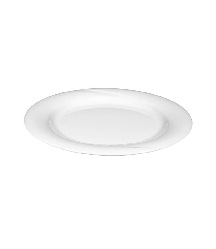 Krožnik plitvi 23 cm  Laguna UNI-6