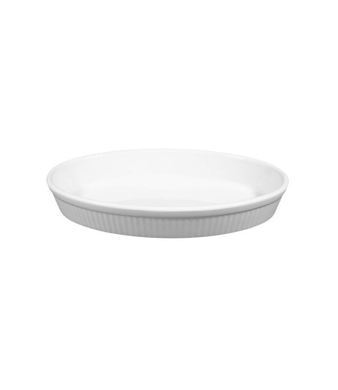 Pekač oval sufle 24x15 cm Lukullus UNI-6