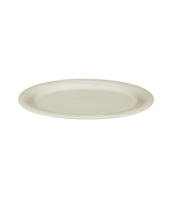 Plošča ovalna 28 cm Luxor UNI-6