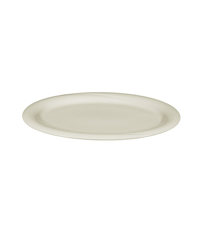 Plošča ovalna 31 cm Luxor UNI-6