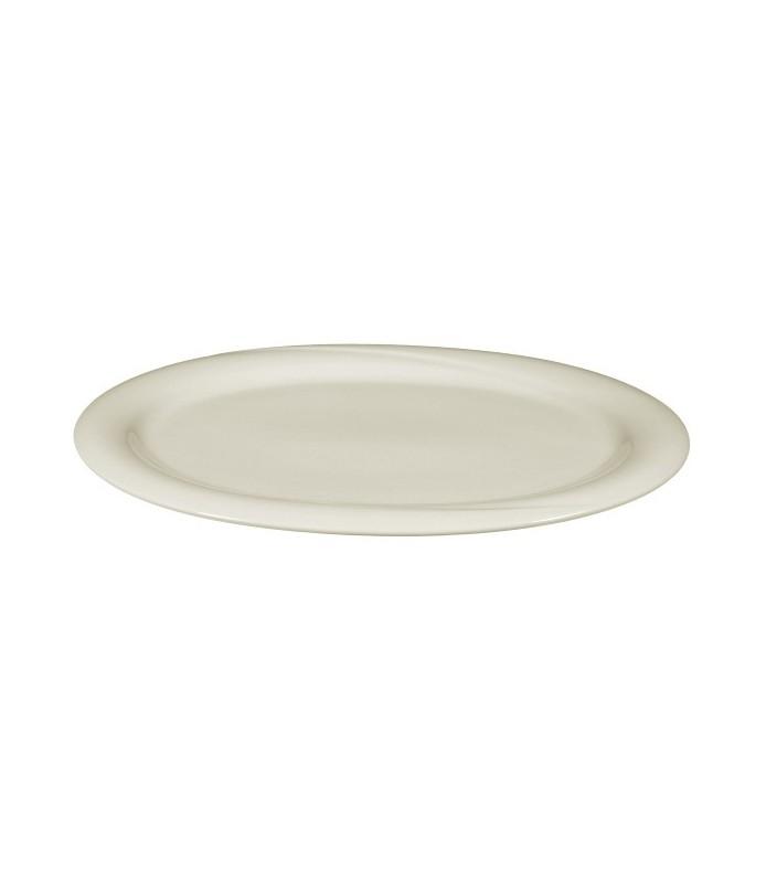 Plošča ovalna 35 cm Luxor UNI-6