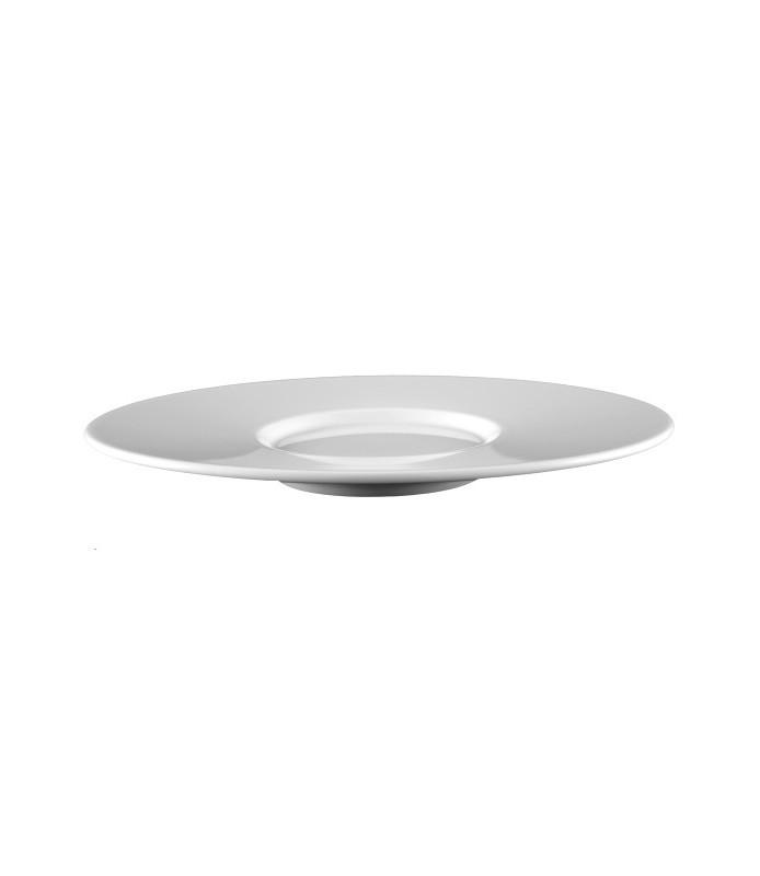 Event krožnik plitvi oval 25 cm Mandarin UNI-6