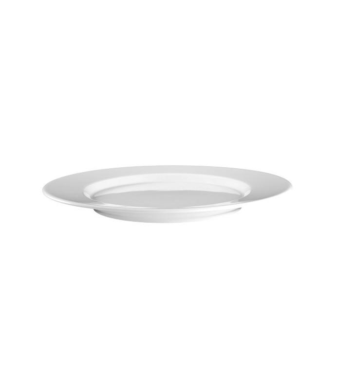 Krožnik plitvi oval 30 cm Mandarin UNI-6