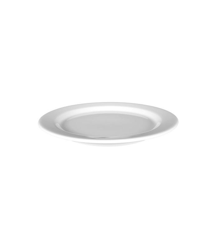 Krožnik plitvi okrogel 16 cm Mandarin UNI-6