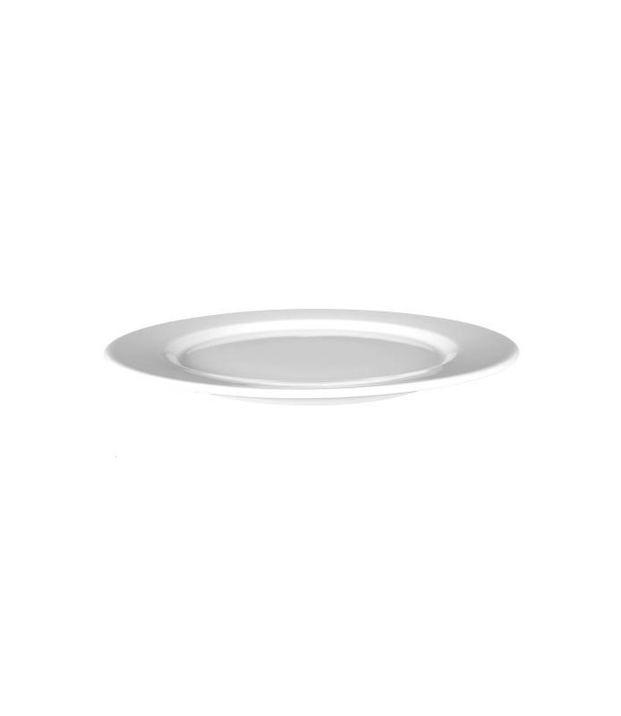 Krožnik plitvi okrogel 23 cm Mandarin UNI-6