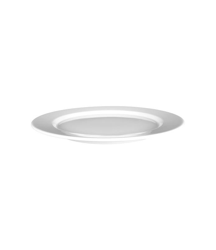 Krožnik plitvi okrogel 26 cm Mandarin UNI-6