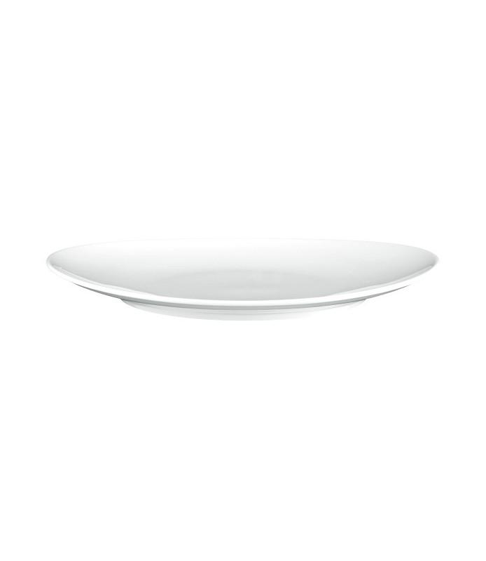 Krožnik coup oval 5235 34 cm Meran UNI-6