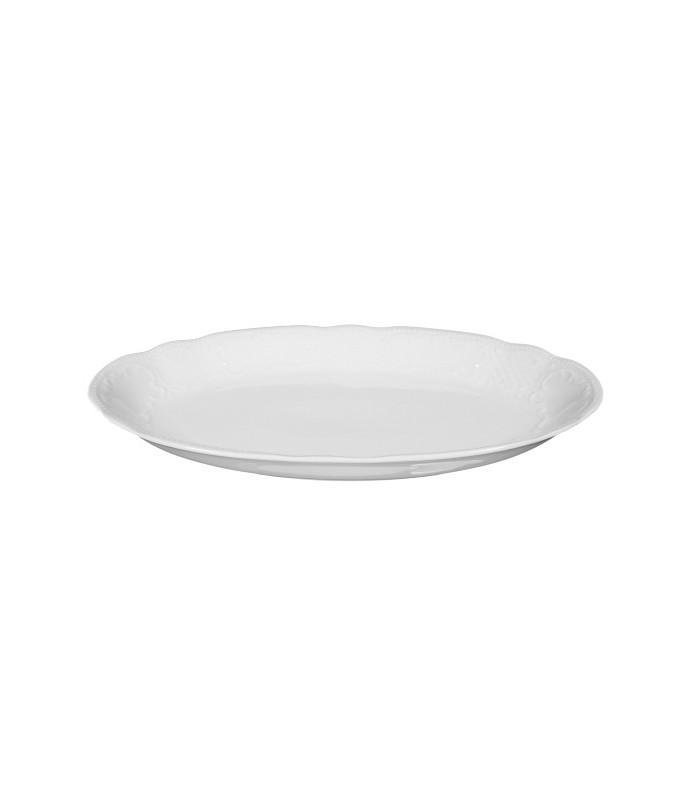 Plošča oval 28 cm Salzburg UNI-3