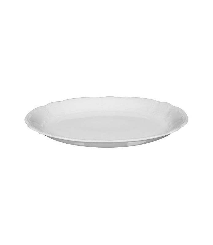 Plošča oval 31 cm Salzburg UNI-3