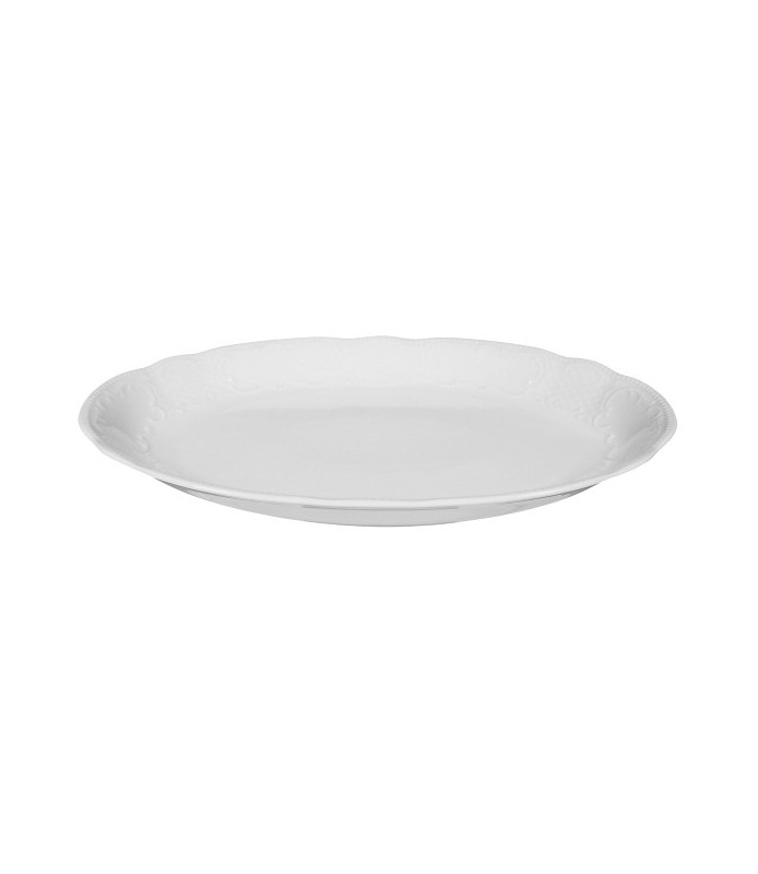 Plošča oval 35 cm Salzburg UNI-3