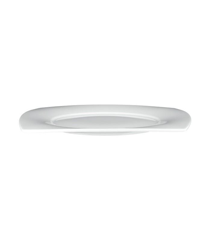 Krožnik plitvi 32 cm kvadrat Savoy UNI-3