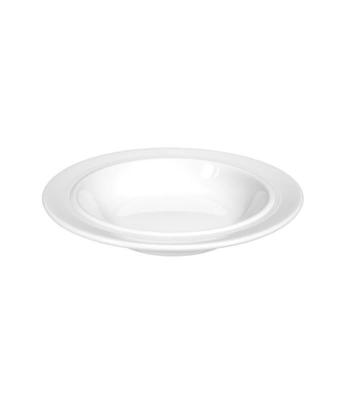 Krožnik globok za solato 23 cm Vitalis 34193