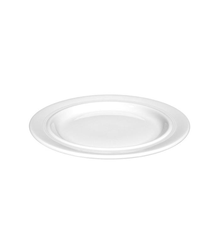Krožnik  plitvi 23 cm Vitalis 34281