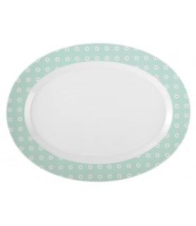 Plošča oval 31x23 cm No Limits 24776