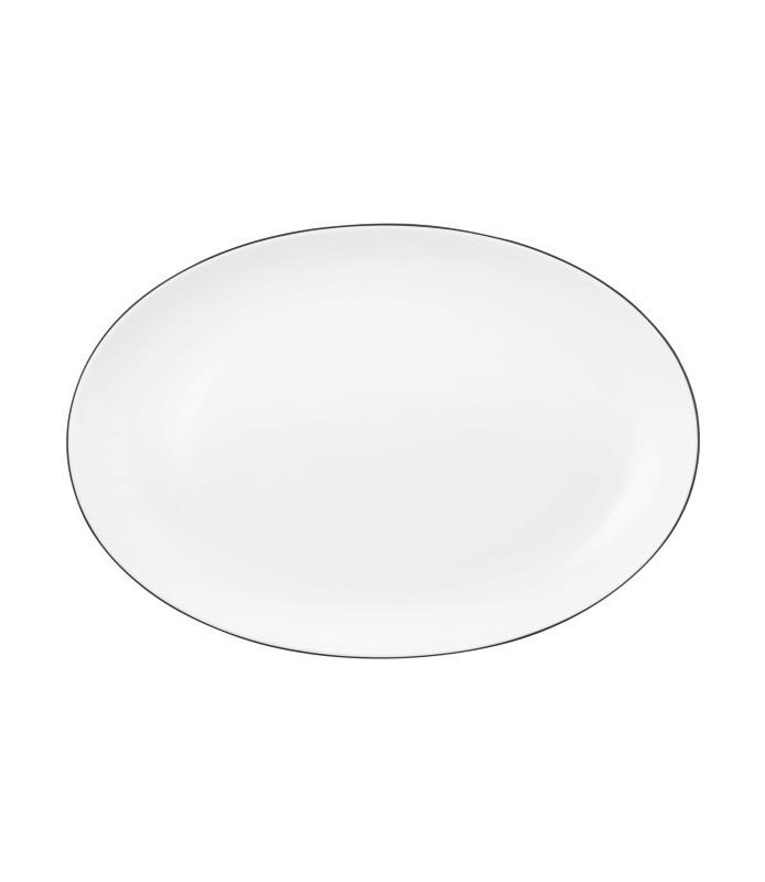 Plošča oval 35x24 cm Lido 10826