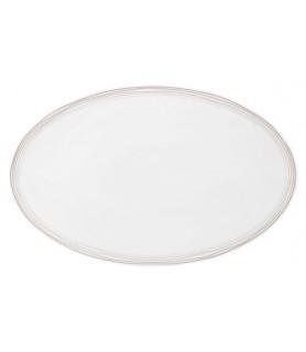 Plošča oval 40x26 cm Life 25431