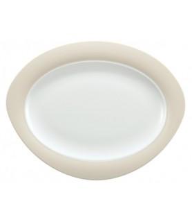 Plošča oval 35x27 cm Trio 23600