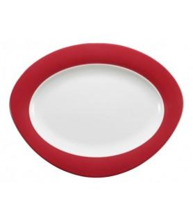 Plošča oval 30