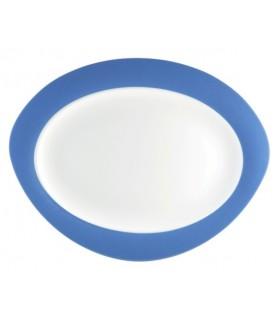 Plošča oval 35x27 cm Trio 23811