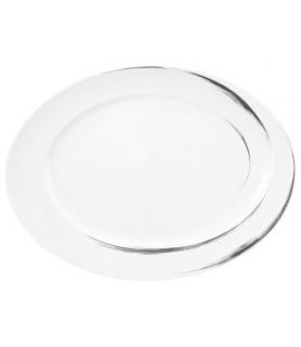 Plošča oval 32x26