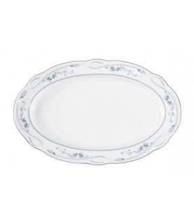 Plošča oval 25x16