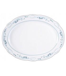 Plošča oval 35x26 cm Desiree 44935