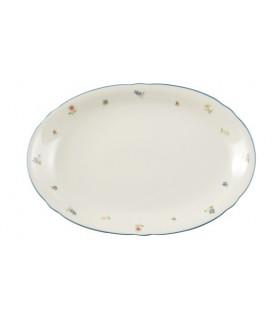 Plošča oval 31x21 cm Marieluise 30308