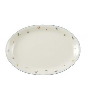 Plošča oval 34x26 cm Marieluise 30308