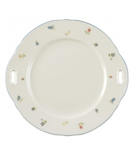 Plošča okrogla 27x26 cm z ročajem Marieluise 30308