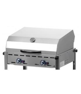 Rolltop pokrov za grill system 706x685x (h) 239