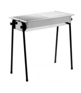 Grill patio   inox
