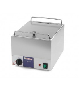 Grelec za hot dog hrenovke inox