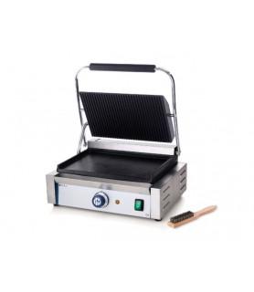 """Kontaktni griller """"panini"""" 2200 w 230 v  340x230 mm"""