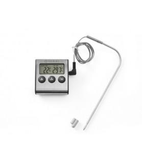 Termometer za pečenje / časomer  300 °c