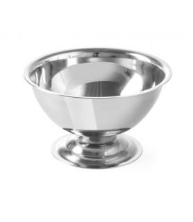 Kozarec  za sladoled 90x(h)50 mm inox