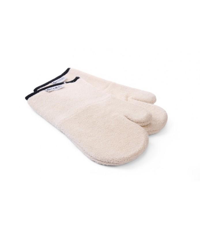 Set 2-delni bombažne  rokavice 400 mm