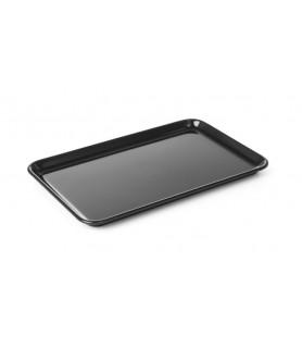 Plošča  melamin  črna 300x190x(h)17