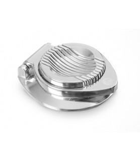 Rezalnik  za  jajca oval  aluminium 120x115 mm