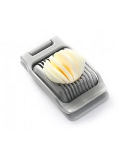 Rezalnik  za  jajca pravokotni  aluminium 130x85 mm