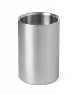 Posoda za hlajenje  vina (d)120x(h)200 mm za uporabo brez ledenih kock inox