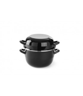 Mussel  kozica  s  pokrovom 3  liter 210x(h)130/200  mm