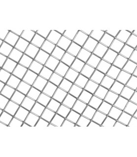 Lopatica mrežasta za čipi 160x210  mm inox