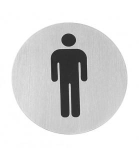 Oznaka za wc moški