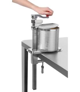 Odpirač  konzerv 550 mm inox