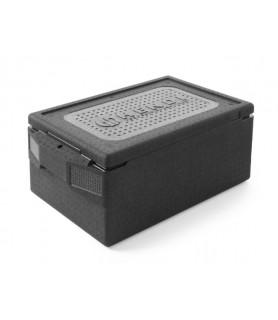 Termo  škatla profi line gn 1/1 z dovodom 410x410x240 mm pp