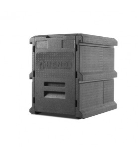 Termo  škatla  za  gostinstvo gn 1/1 100l 550x335x(h)545mm int. 635x465x(h)660mm