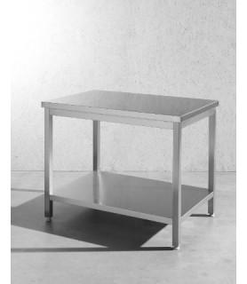 Delovna  miza 1000x700x(h)850 mminox